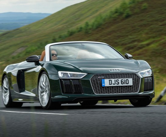 Audi R Review What Car - Audi spyder