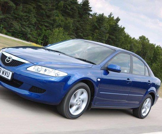 Mazda 6 Hatchback (02   07). Review Continues Below.