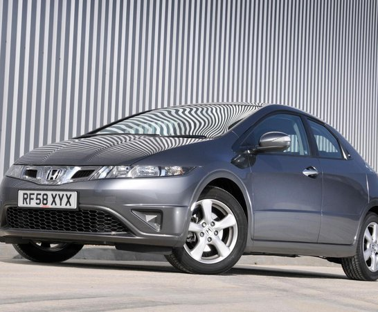 Used Honda Civic Hatchback (06   12)
