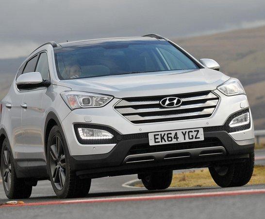 Used Hyundai Santa Fe 13 Present