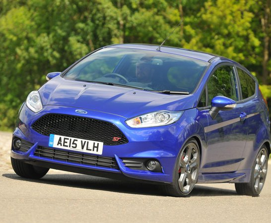 Used Ford Fiesta St