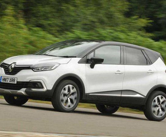Renault captur reviews