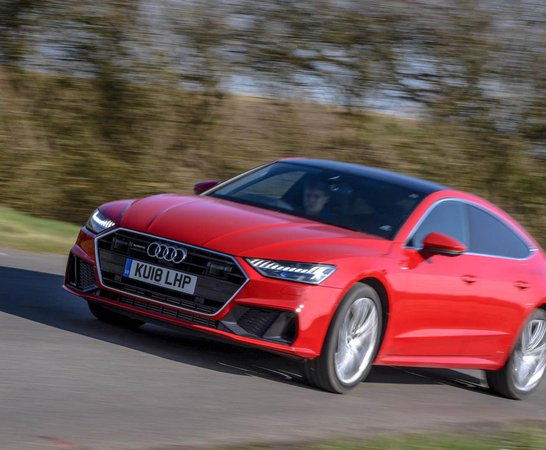 Audi A Review What Car - Audi a7 review