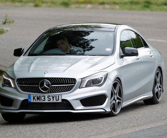Used Mercedes Benz CLA 13 Present