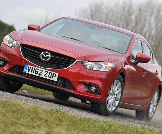 Mazda 6 Saloon 2013 Present