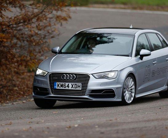 Audi A Review What Car - Audi a3 etron