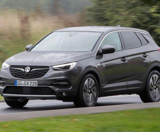 Vauxhall Grandland X Review 2018 What Car