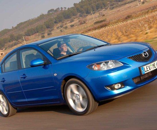 Mazda 3 Saloon (04   09)