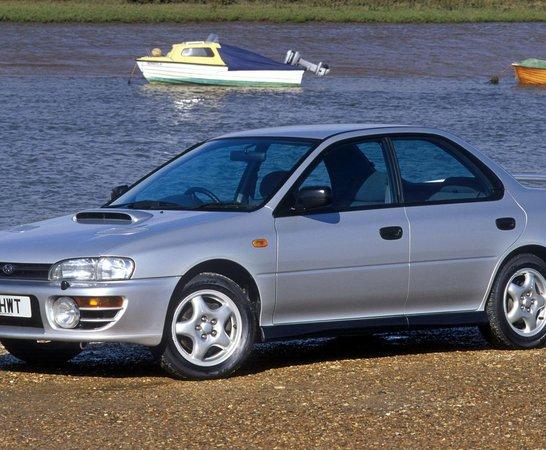 Subaru impreza common problems
