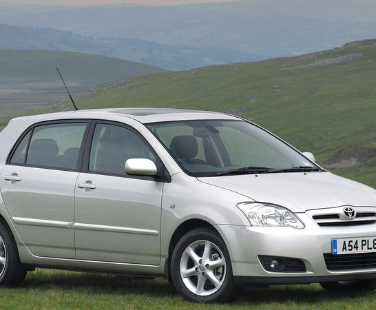 Great Toyota Corolla Hatchback (01   07)