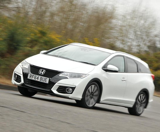 Used Honda Civic Tourer 14 17
