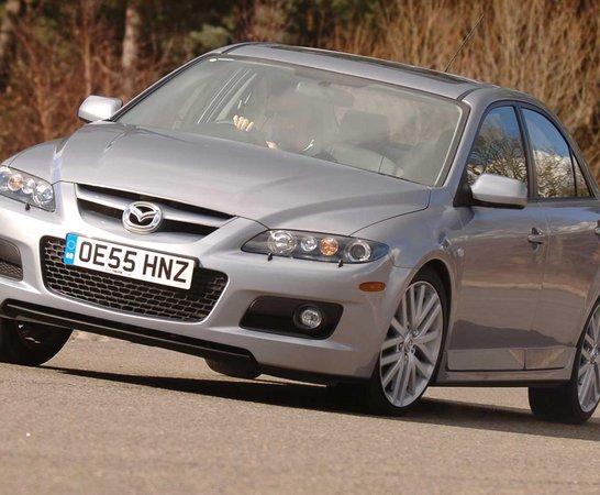 Mazda 6 Saloon (02   07). Review Continues Below.