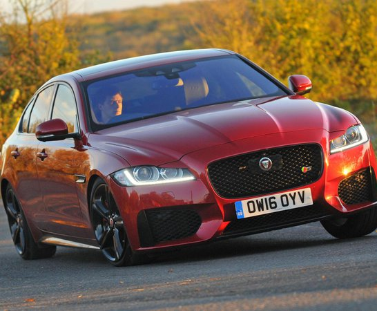 Used Jaguar XF Saloon (15 Present)