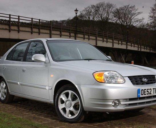 Hyundai Accent Hatchback (99   03)