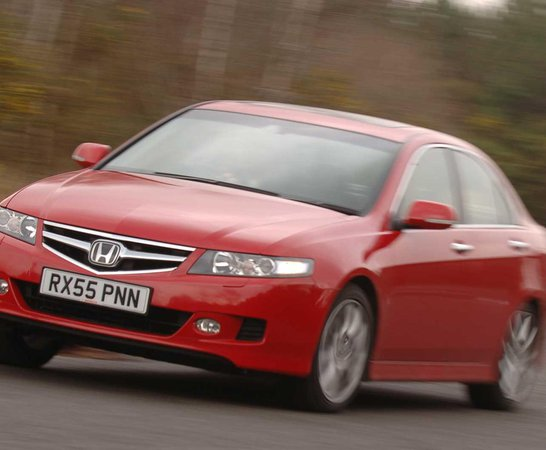 Honda Accord Saloon (02   08). Review Continues Below.
