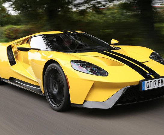 Ford Gt Review Continues Below