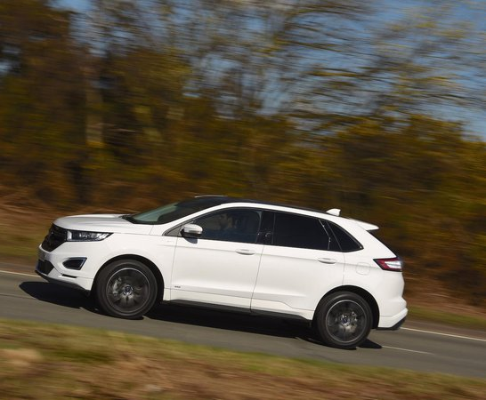 Ford Edge Review Continues Below