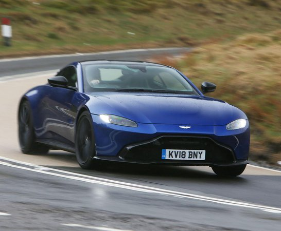 Aston Martin Vantage Running Costs MPG Economy Reliability - Cost of an aston martin