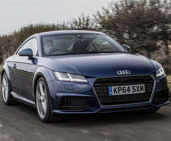 Used Audi TT Review Present What Car - Used audi