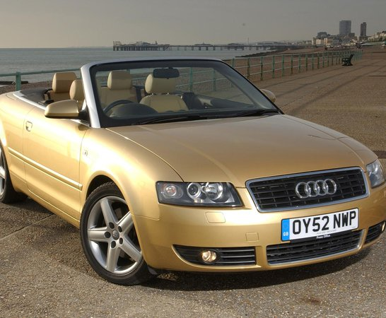 Used Audi A Review What Car - Audi a4 convertible