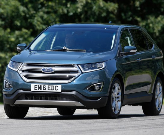 Used Ford Edge Hatchback  Present