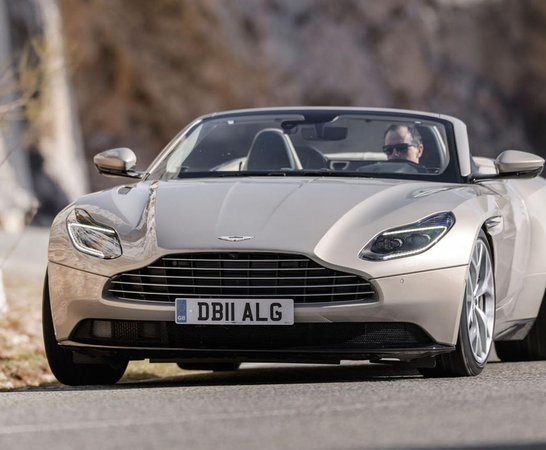 Aston Martin DB Review What Car - Aston martin volante