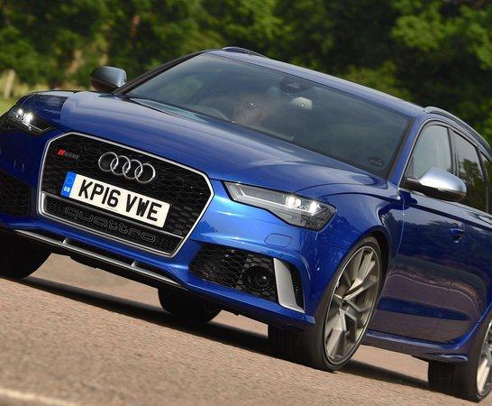 Audi RS Review What Car - Audi rs6 2018
