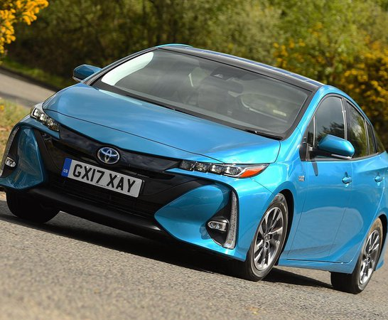 Attractive Toyota Prius Plug In
