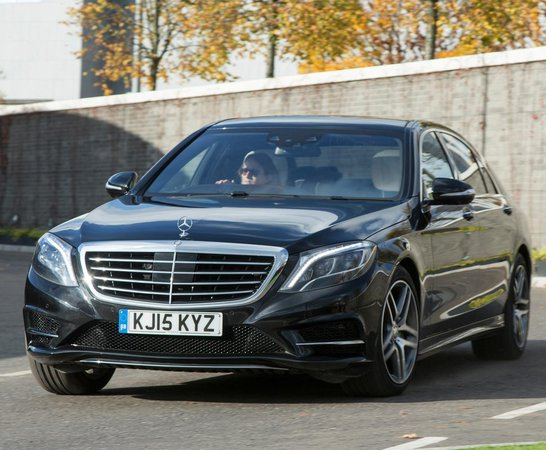 Used Mercedes Benz S Class 14 Present