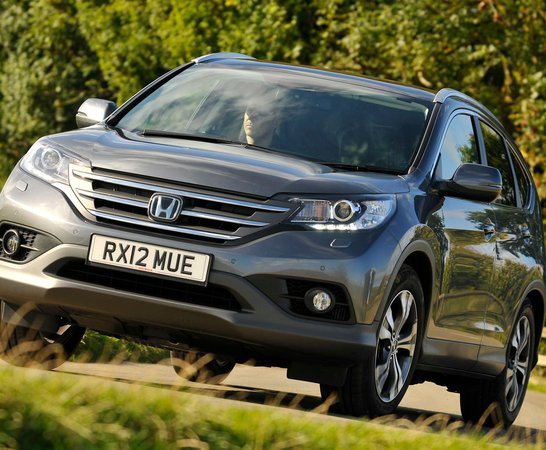 Used Honda CR V 12 18