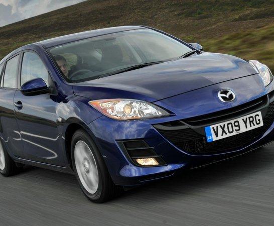 Mazda 3 Hatchback (09 13)