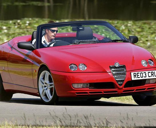 Used Alfa Romeo Spider Review What Car - Alfa romeo spider new model
