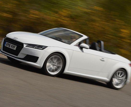 Used Audi TT Review Present What Car - Used audi tt convertible