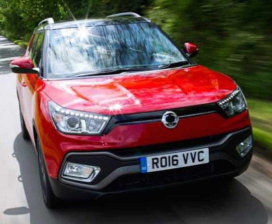 Ssangyong Tivoli Review 2018 What Car