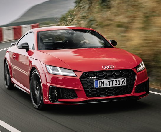 Audi TT Review What Car - 2018 audi tt