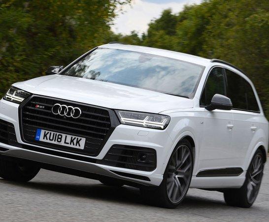 Audi Q Review What Car - Audi sq7