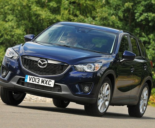 Mazda CX 5. Review Continues Below.