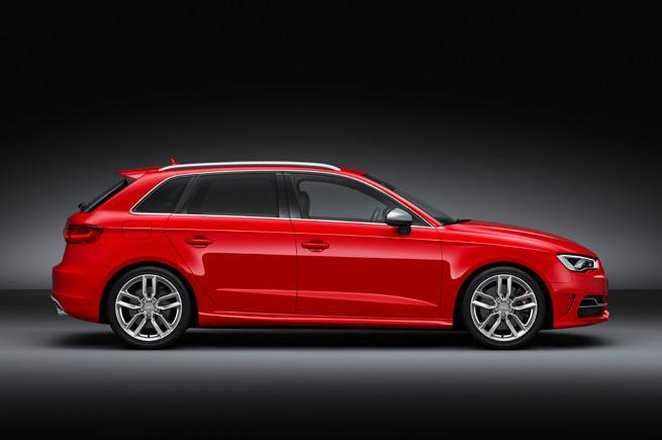 Audi S3 Sportback revealed
