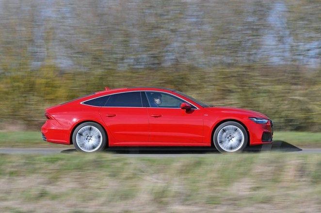 New Audi A7 Sportback & Mercedes-Benz CLS vs BMW 6 Series GT