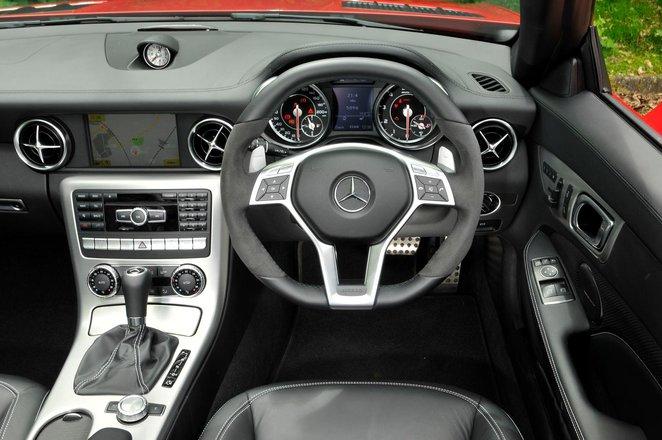 Used sports cars tested: Porsche Boxster vs Mercedes SLK