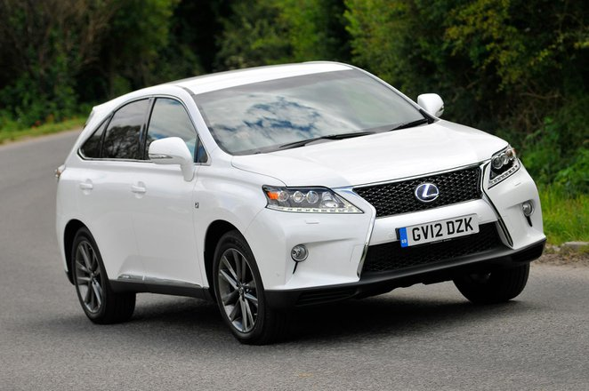 Deal of the Day: Lexus RX