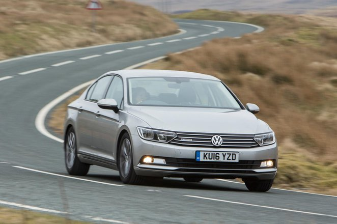 2016 Volkswagen Passat 1.6 TDI Bluemotion review