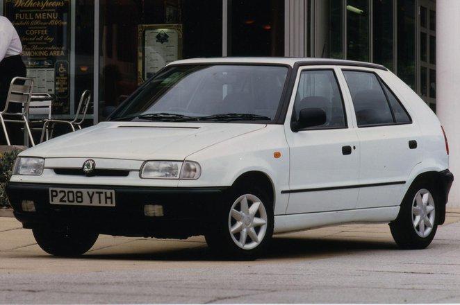 Skoda Felicia Hatchback (95 - 01)