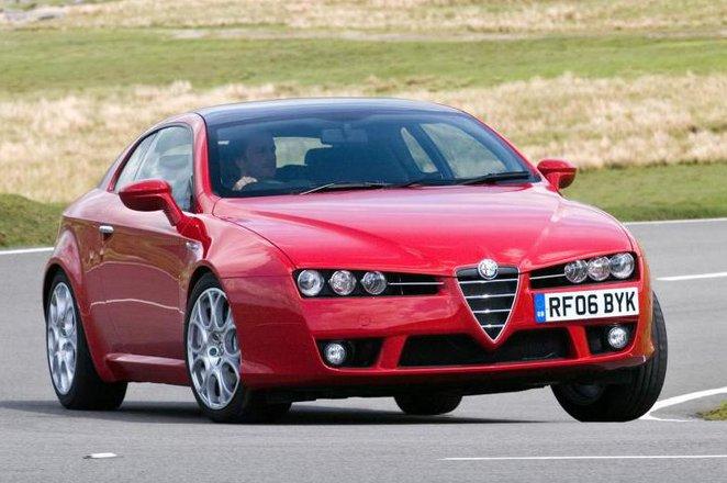 Alfa Romeo Brera (06 - 11)