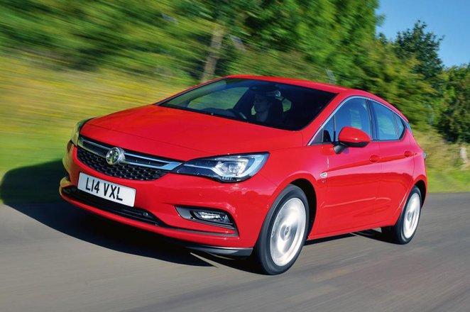 Used Vauxhall Astra 2015 - present