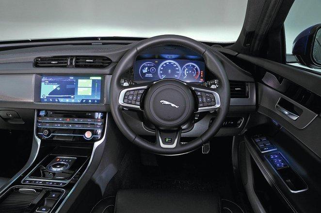 Used Jaguar XF Sportbrake 16-present