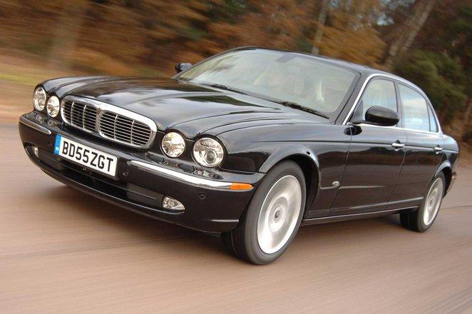 Jaguar XJ Saloon (03 - 09)