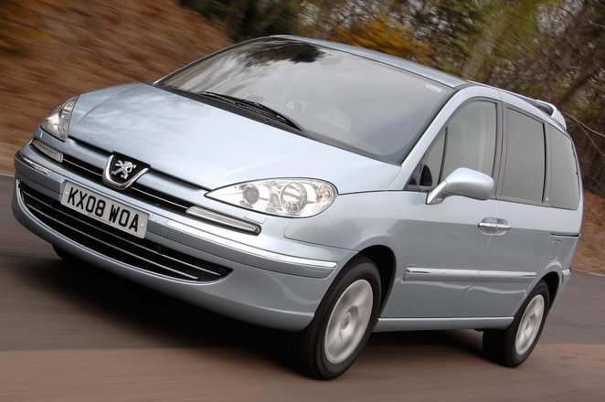 Peugeot 807 MPV (02 - 11)
