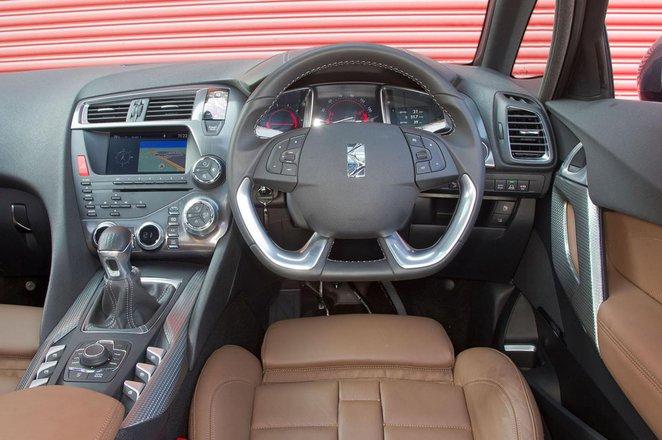 Used Citroen DS5 2012-2015