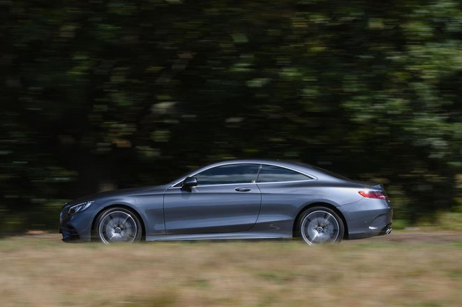 Mercedes-Benz S-Class Coupé